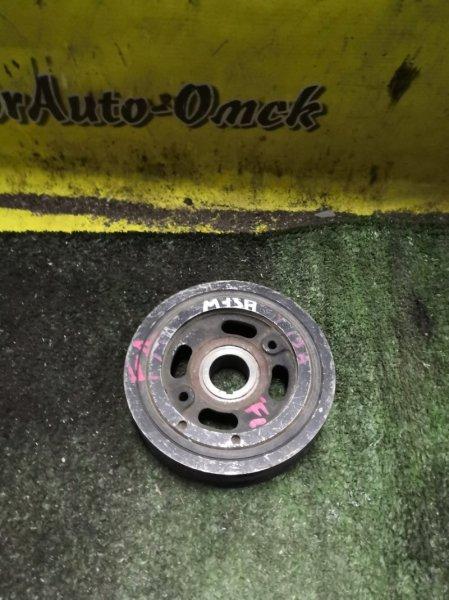 Шкив коленвала Suzuki Chevrolet Aerio HR51S K10A (б/у)