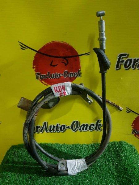 Тросик ручного тормоза Honda Crv RD4 задний правый (б/у)