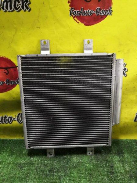 Радиатор кондиционера Toyota Daihatsu Passo KGC10 (б/у)