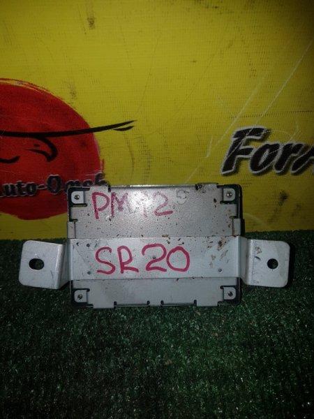 Блок управления акпп Nissan Liberty PM12 SR20 (б/у)
