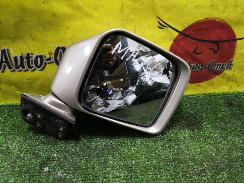 Зеркало Suzuki Wagon R Solio MA64S правое (б/у)
