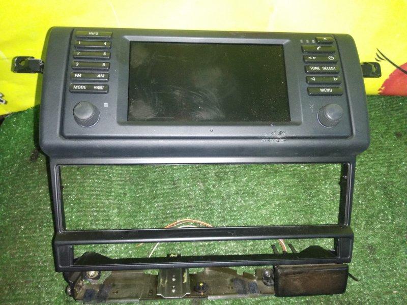 Автомагнитофон Bmw 7-Series E38 M62B35 2000 (б/у)