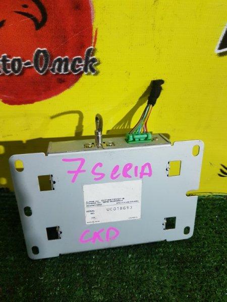 Блок навигации Bmw 7-Series E38 M62B35 2000 (б/у)