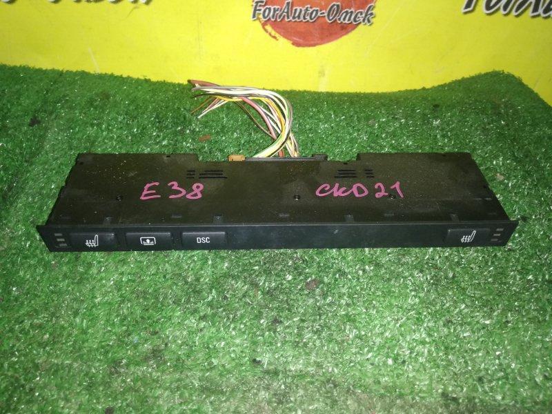 Кнопка подогрева сидений Bmw 7-Series E38 M62B35 2000 (б/у)