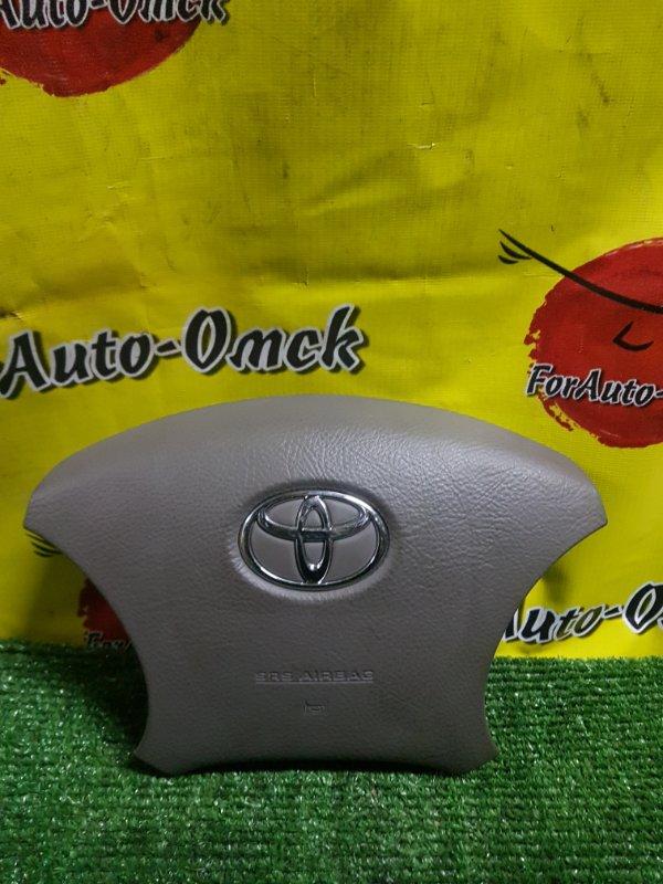 Airbag водительский Toyota Camry ACV30 2AZ-FE 2005 (б/у)