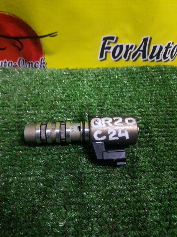 Клапан vvt-i Nissan QR20DE (б/у)