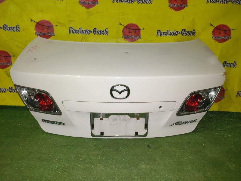 Крышка багажника Mazda Atenza GG (б/у)