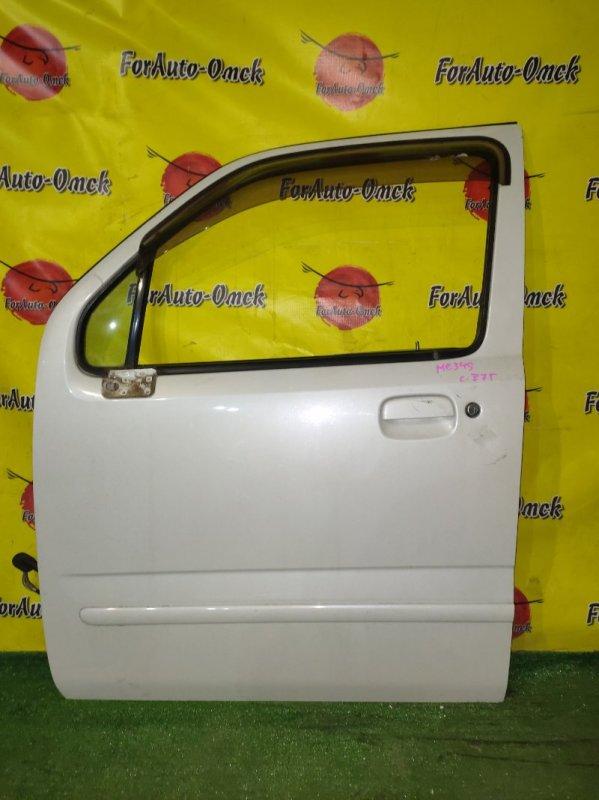 Дверь Chevrolet Mw MA34S передняя левая (б/у)