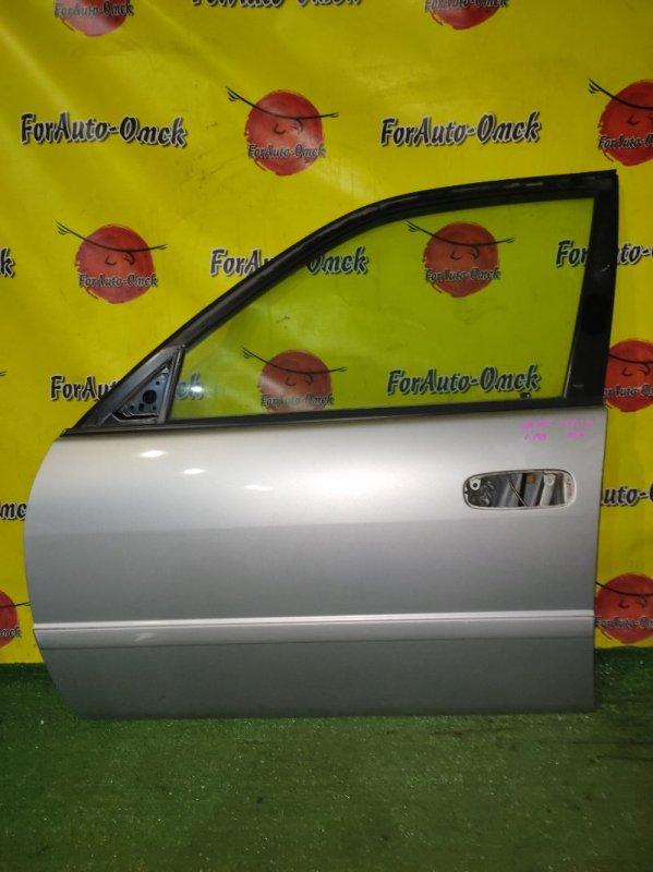 Дверь Toyota Sprinter Carib AE111 4A-FE передняя левая (б/у)