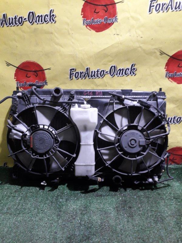 Радиатор двс Honda Fit GE6 L15A (б/у)