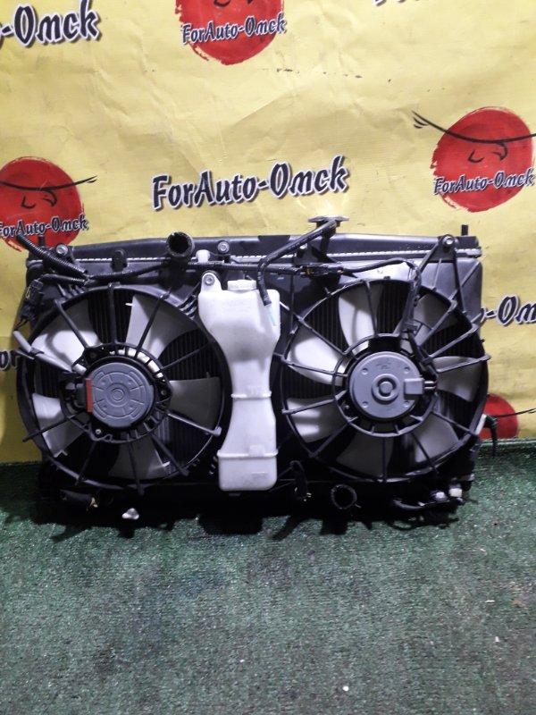 Радиатор двс Honda Insight ZE2 LDA MF3 (б/у)