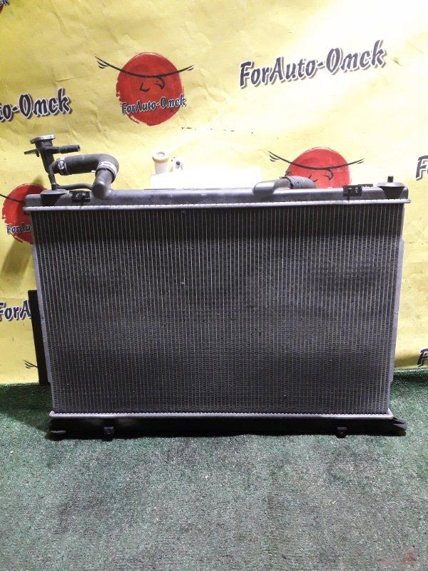 Радиатор двс Mazda Biante CCEFW LF (б/у)