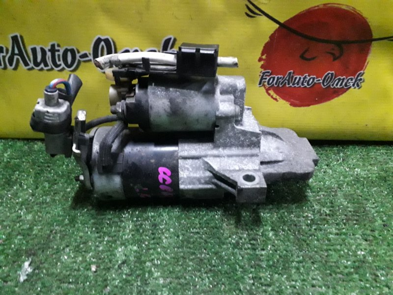 Стартер Mazda Atenza BK3P LY3P L3-DE (б/у)
