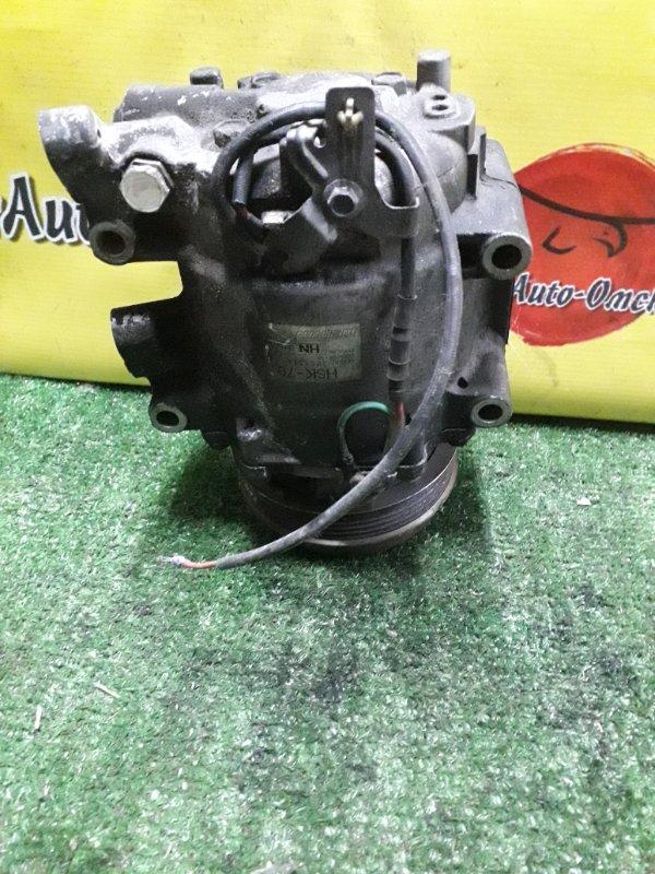 Компрессор кондиционера Honda Fit GB3 L13A (б/у)