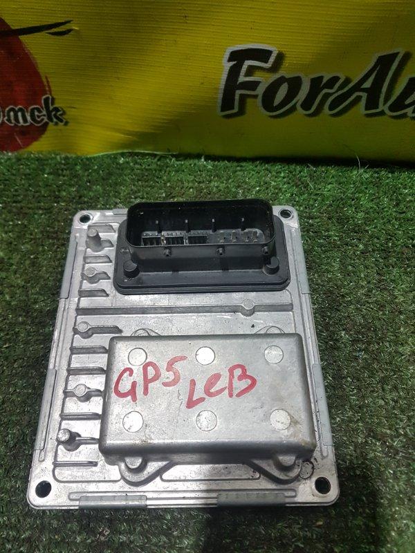 Блок управления акпп Honda Fit GP5 LEB (б/у)