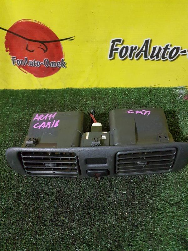Дефлектор центральный Toyota Sprinter Carib AE111 4A-FE (б/у)