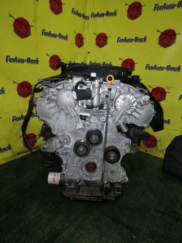 Двигатель Nissan Ex37 CKV36 VQ37-VHR (б/у)