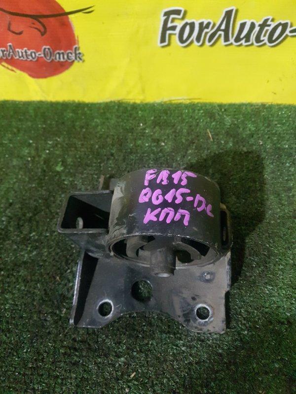 Подушка акпп Nissan Sunny FB15 QG15DE (б/у)