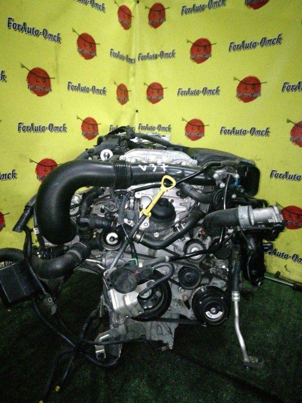 Двигатель Nissan Skyline YV37 274930 (б/у)