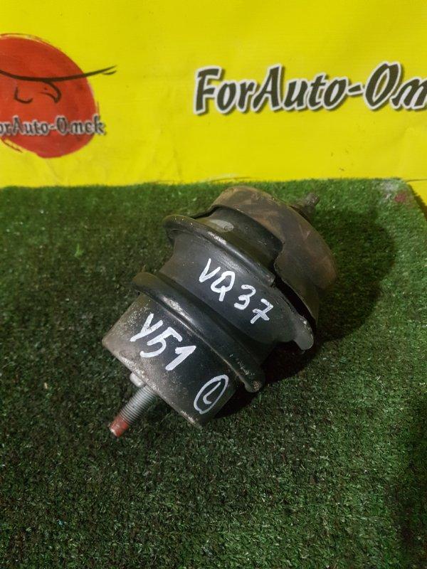 Подушка двигателя Nissan Fuga KNY51 VQ37-VHR левая (б/у)
