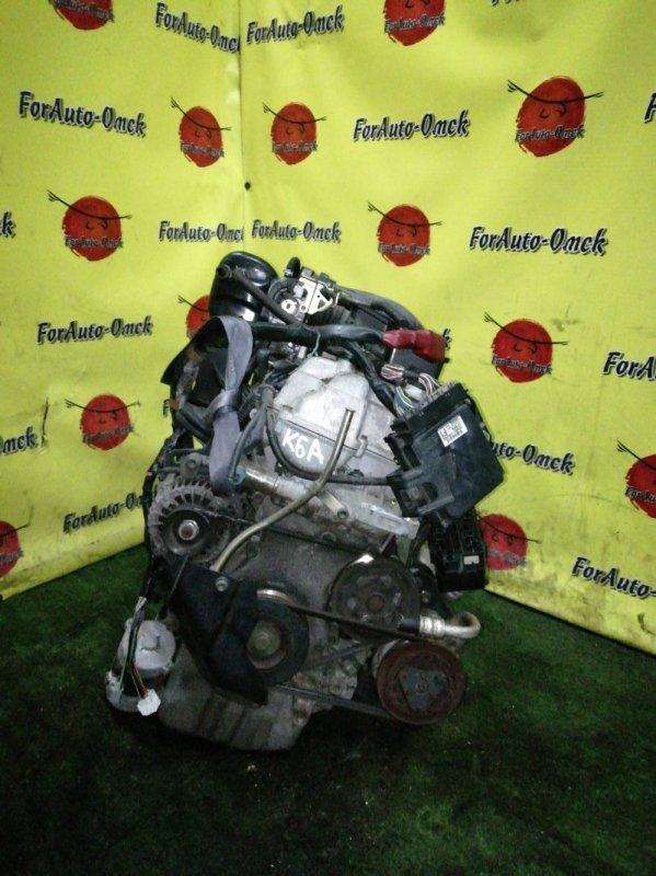 Двигатель Suzuki Nissan HA22S K6A (б/у)
