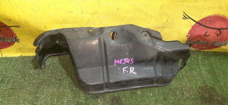 Защита двс Suzuki Chevrolet Cruze MA34S передняя правая (б/у)