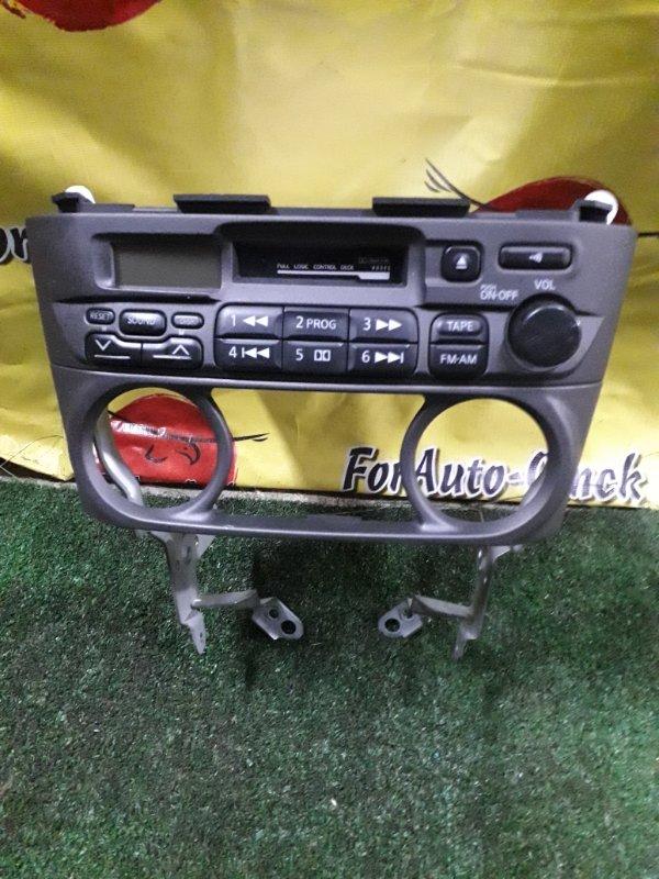 Автомагнитофон Nissan Sunny FB15 QG15DE (б/у)