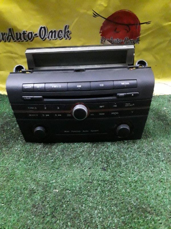 Автомагнитофон Mazda Axela BK5P ZY-VE 2006 (б/у)