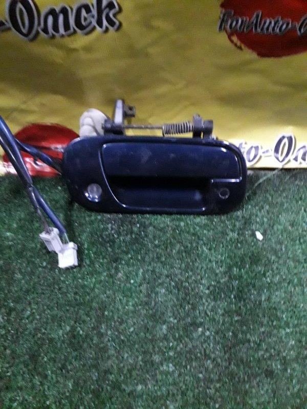 Ручка двери внешняя Honda Ascot CE4 передняя правая (б/у)