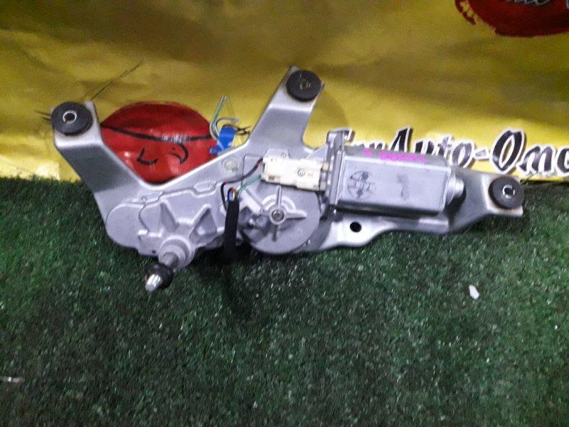 Моторчик заднего дворника Subaru Legacy BP5 (б/у)