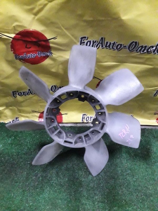 Крыльчатка вентилятора Toyota 2TZ-FE (б/у)