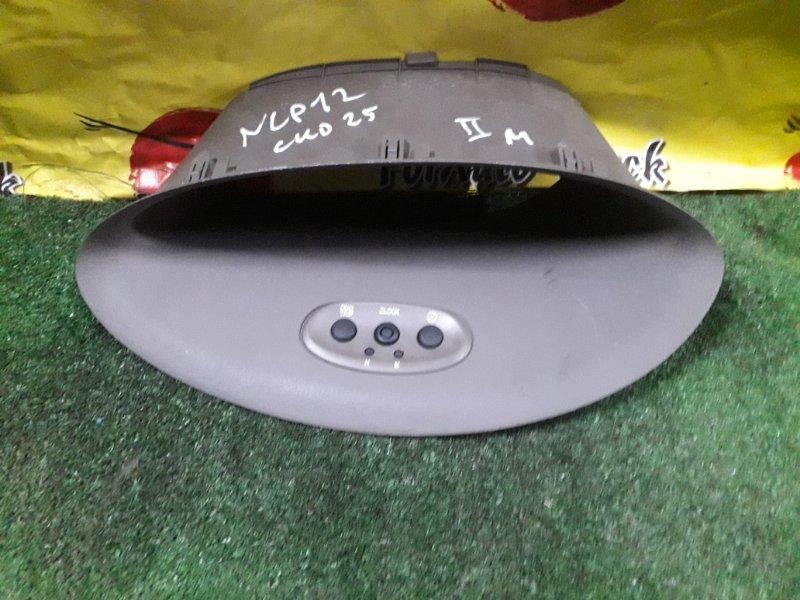 Консоль под щиток приборов Toyota Platz NCP12 1NZ-FE 2005 (б/у)