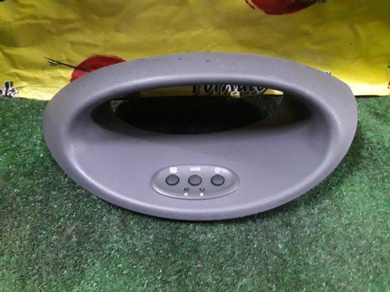 Консоль под щиток приборов Toyota Platz NCP12 1NZ-FE 1999 (б/у)
