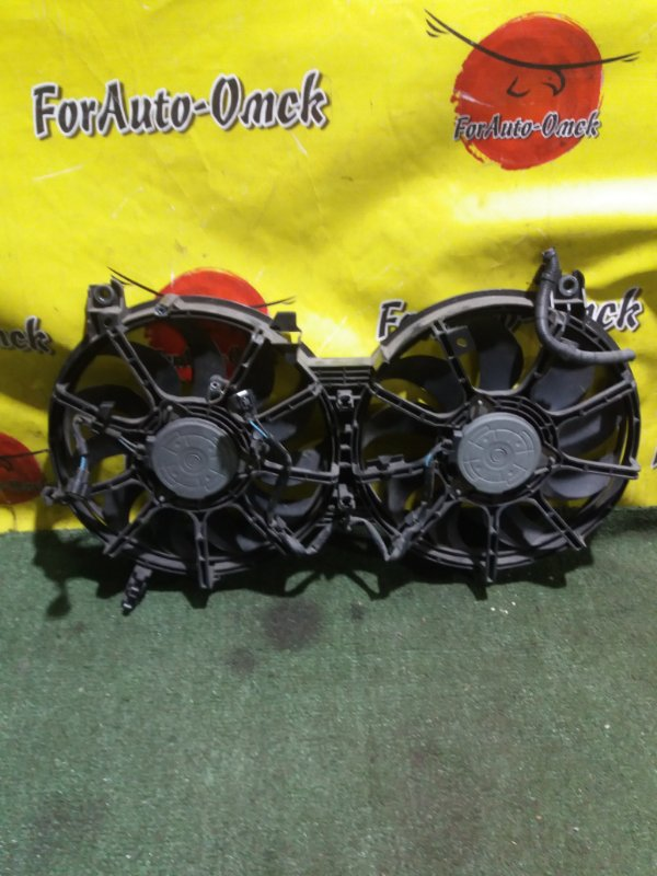 Диффузор радиатора Nissan Fuga HY51 VQ37VHR (б/у)