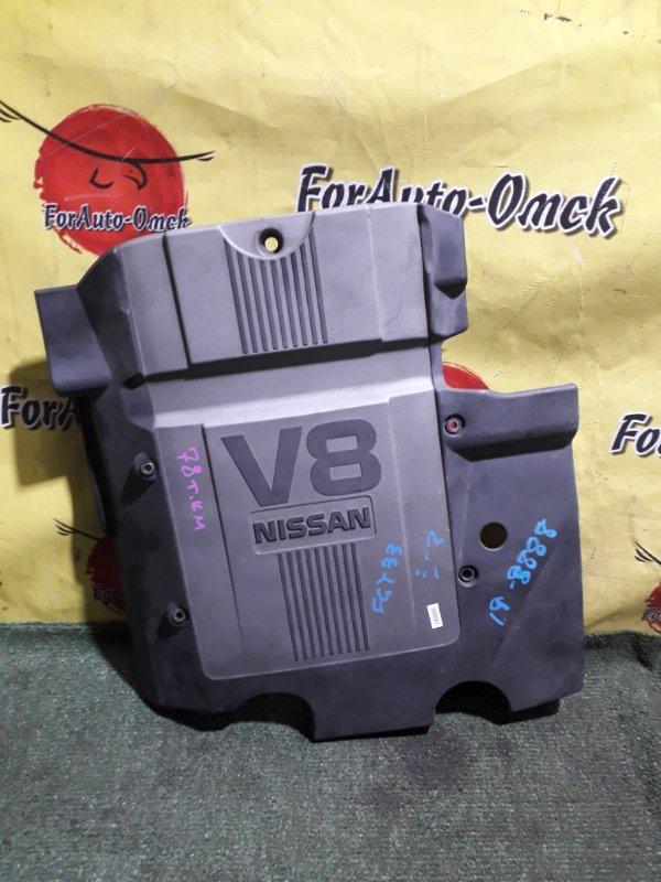 Крышка двс декоративная Nissan Cima FGY33 VH41-DE (б/у)