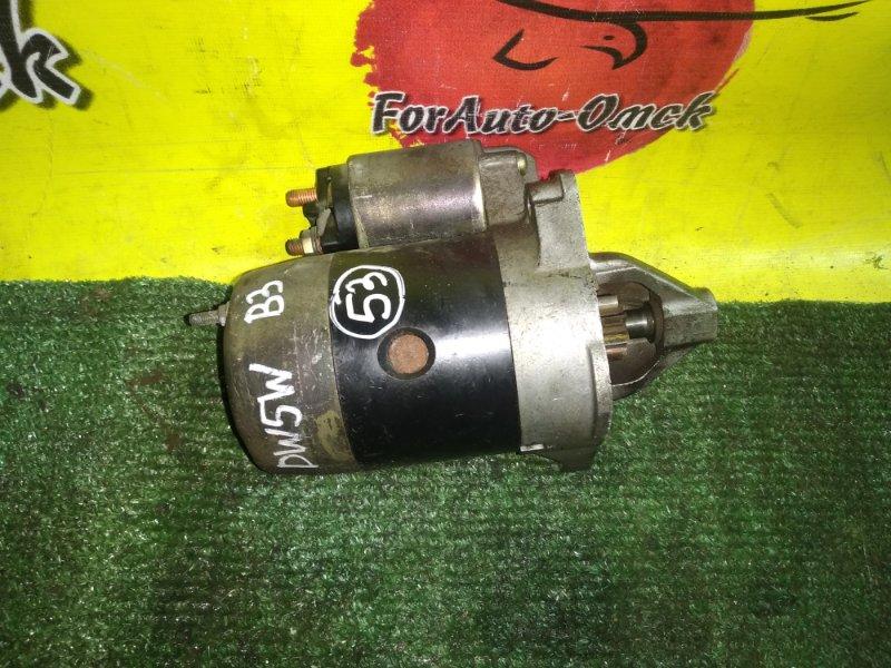 Стартер Ford Festiva DW3WF B3 1997 (б/у)
