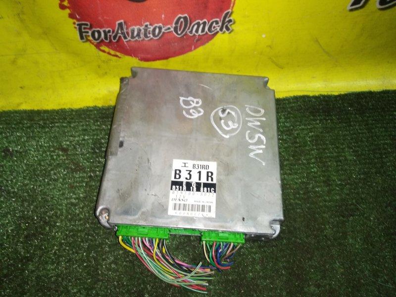 Блок управления efi Ford Festiva DW3WF B3 1997 (б/у)