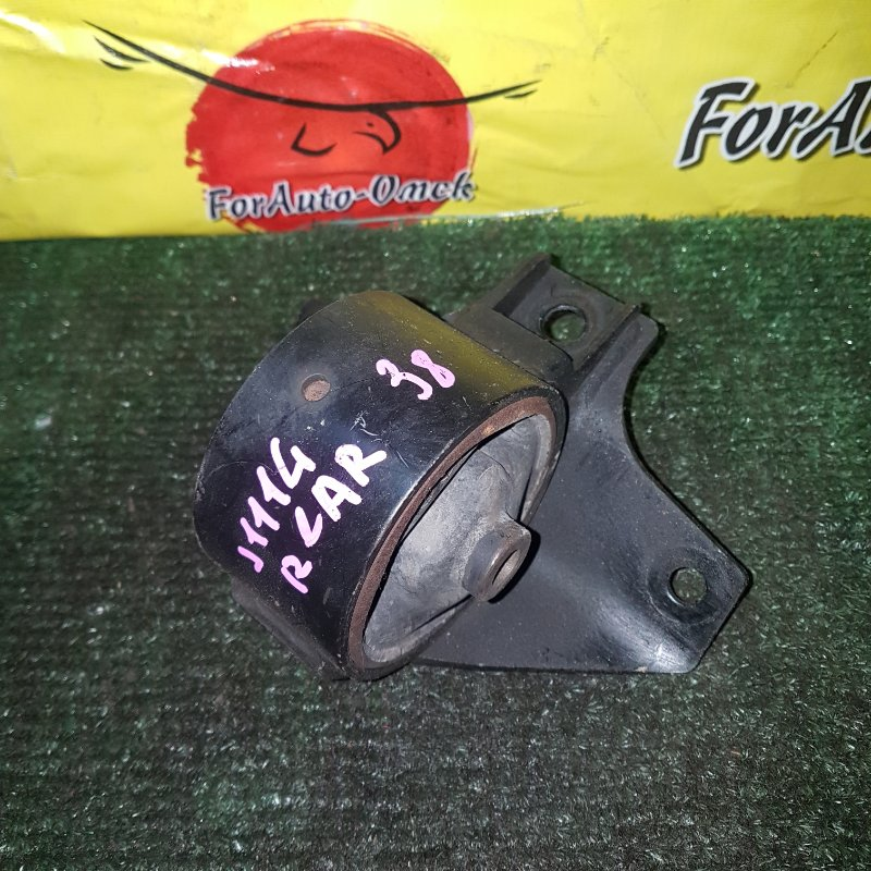 Подушка акпп Daihatsu Terios Kid J111G EF-DEM 2003 задняя (б/у)