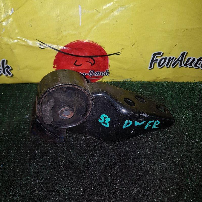 Подушка двигателя Ford Festiva DW3WF B3 1997 передняя правая (б/у)