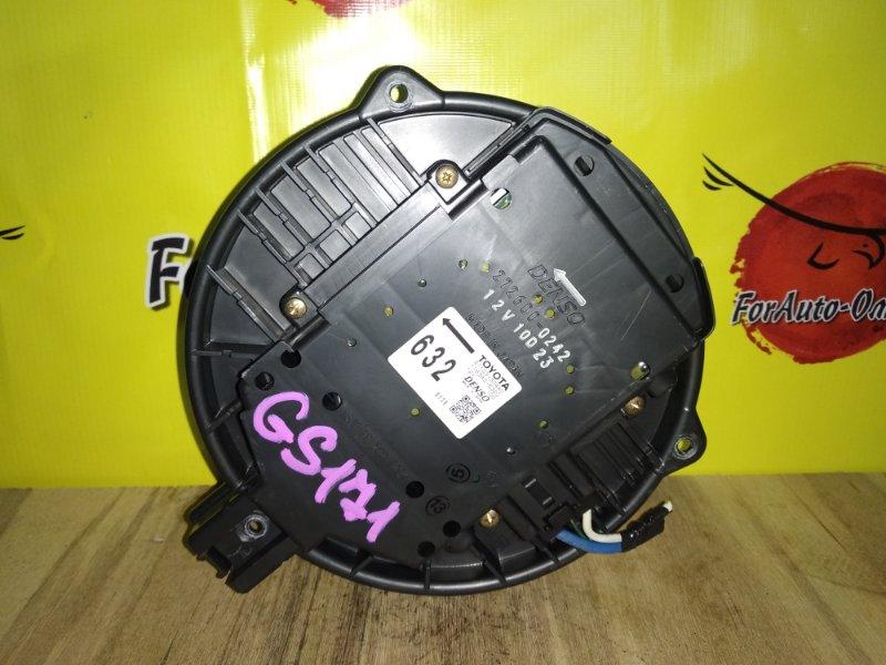 Мотор печки Toyota Crown GS171 (б/у)