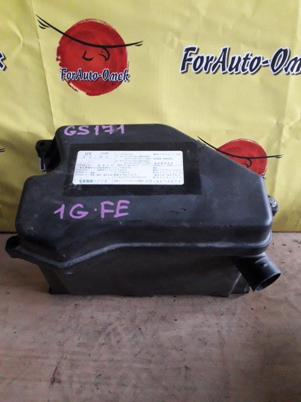 Корпус блока efi Toyota Brevis GX110 1G-FE (б/у)