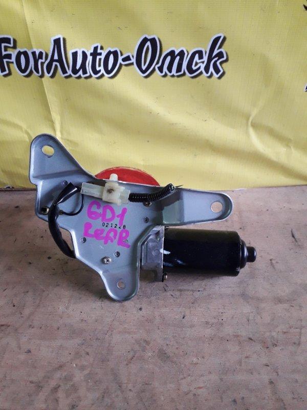 Моторчик заднего дворника Honda Fit GD1 (б/у)