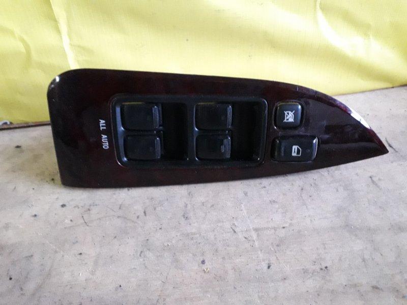 Блок управления стеклоподьемниками Toyota Mark X GRX120 (б/у)