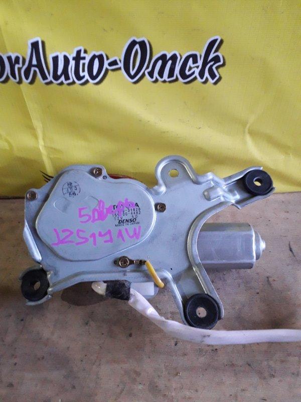 Моторчик заднего дворника Toyota Crown JZS171W (б/у)