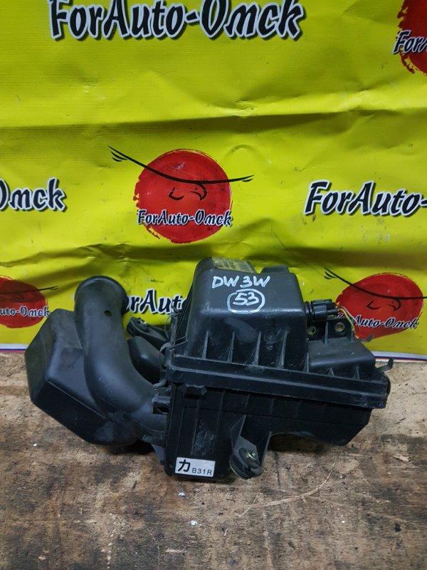 Корпус воздушного фильтра Ford Festiva DW3WF B3 1997 (б/у)