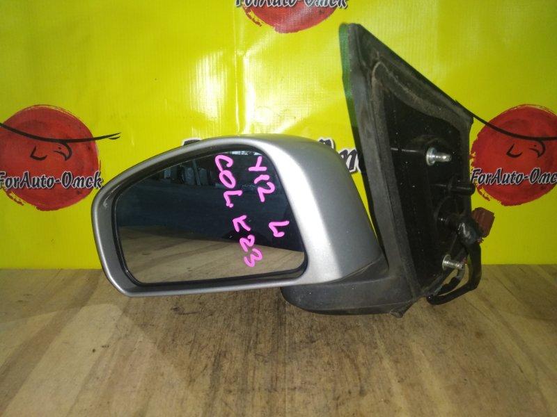 Зеркало Nissan Ad BVAY12 левое (б/у)