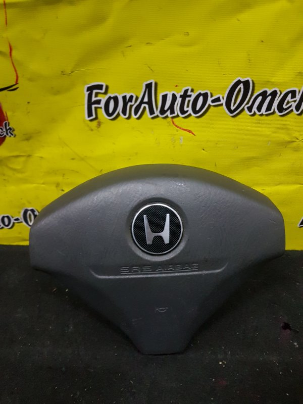 Airbag водительский Honda Logo GA3 D13B 2000 (б/у)