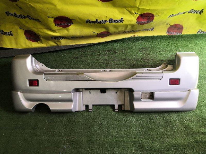 Бампер Daihatsu Terios Kid J111G EF-DEM 2003 задний (б/у)