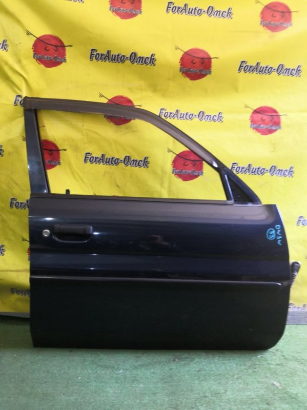 Дверь Ford Festiva DW3WF B3 1997 передняя правая (б/у)
