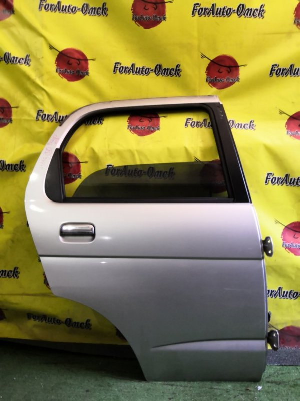 Дверь Daihatsu Terios Kid J111G EF-DEM 2003 задняя правая (б/у)